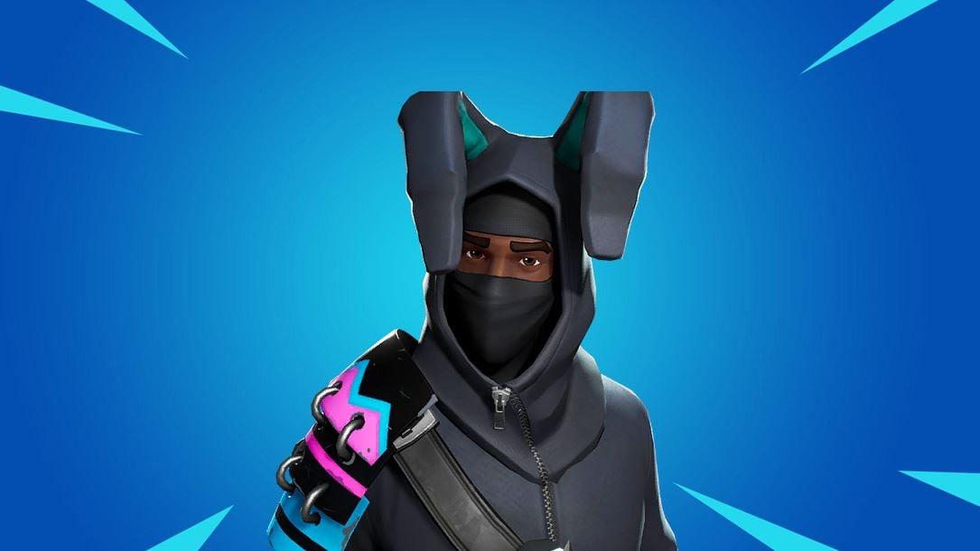 ninja スキン