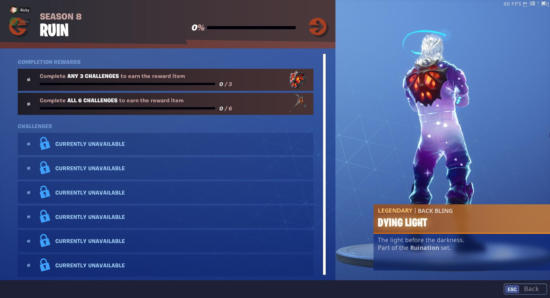 Fortnite Discovery Week 8 Ruin Skin Challenges and Rewards Now