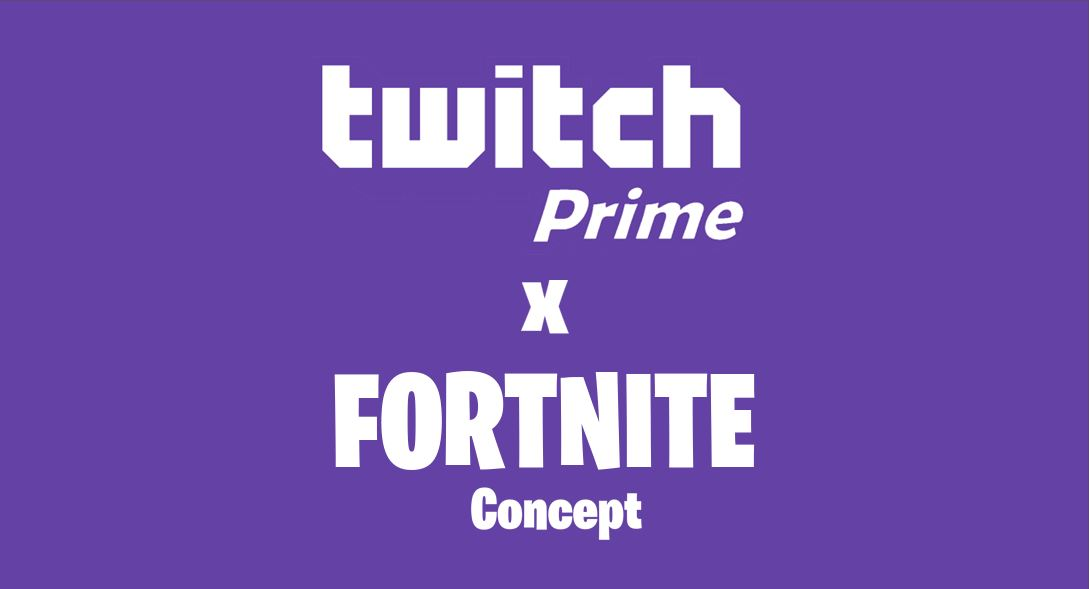 Fortnite Twitch Prime Pack #3 Concept