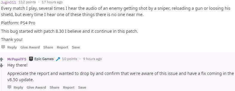 Ghost Audio Bug