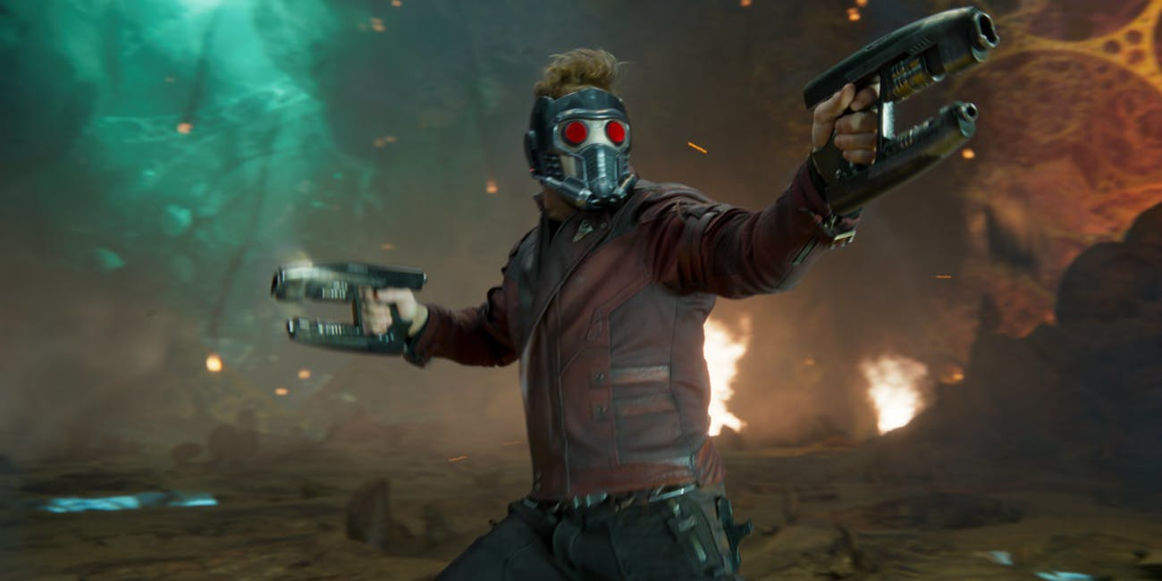 Marvel Star Lord