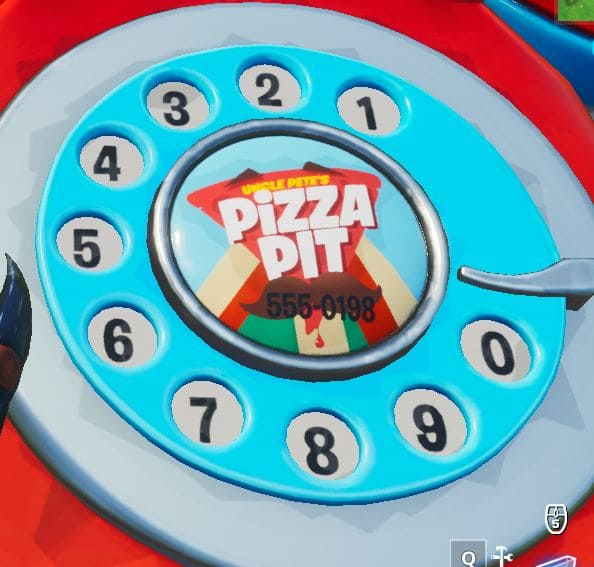 Fortnite: dial Durr Burger number, Fatal Fields telephone location guide