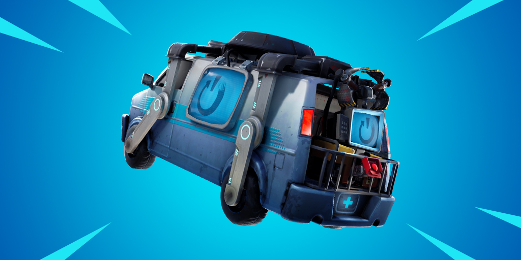 Reboot Van Fortnite