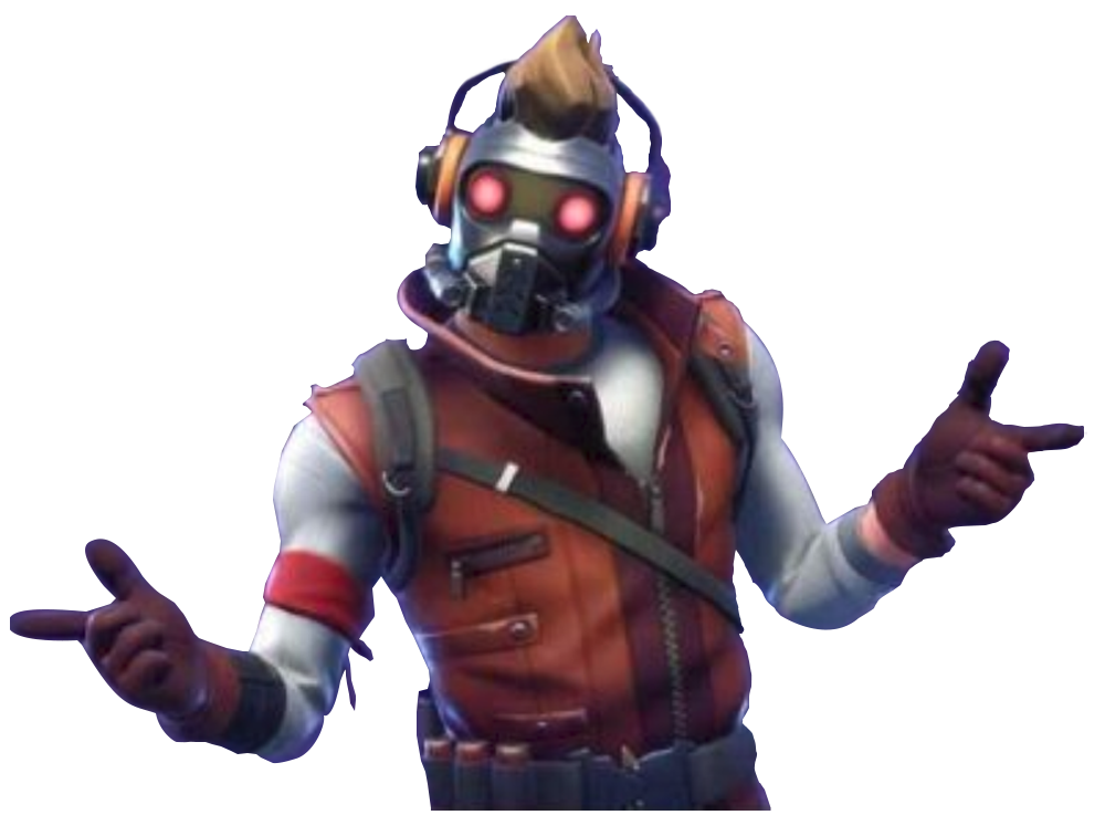 Fortnite Star-Lord Skin