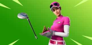 Birdie Outfit and Driver Pickaxe