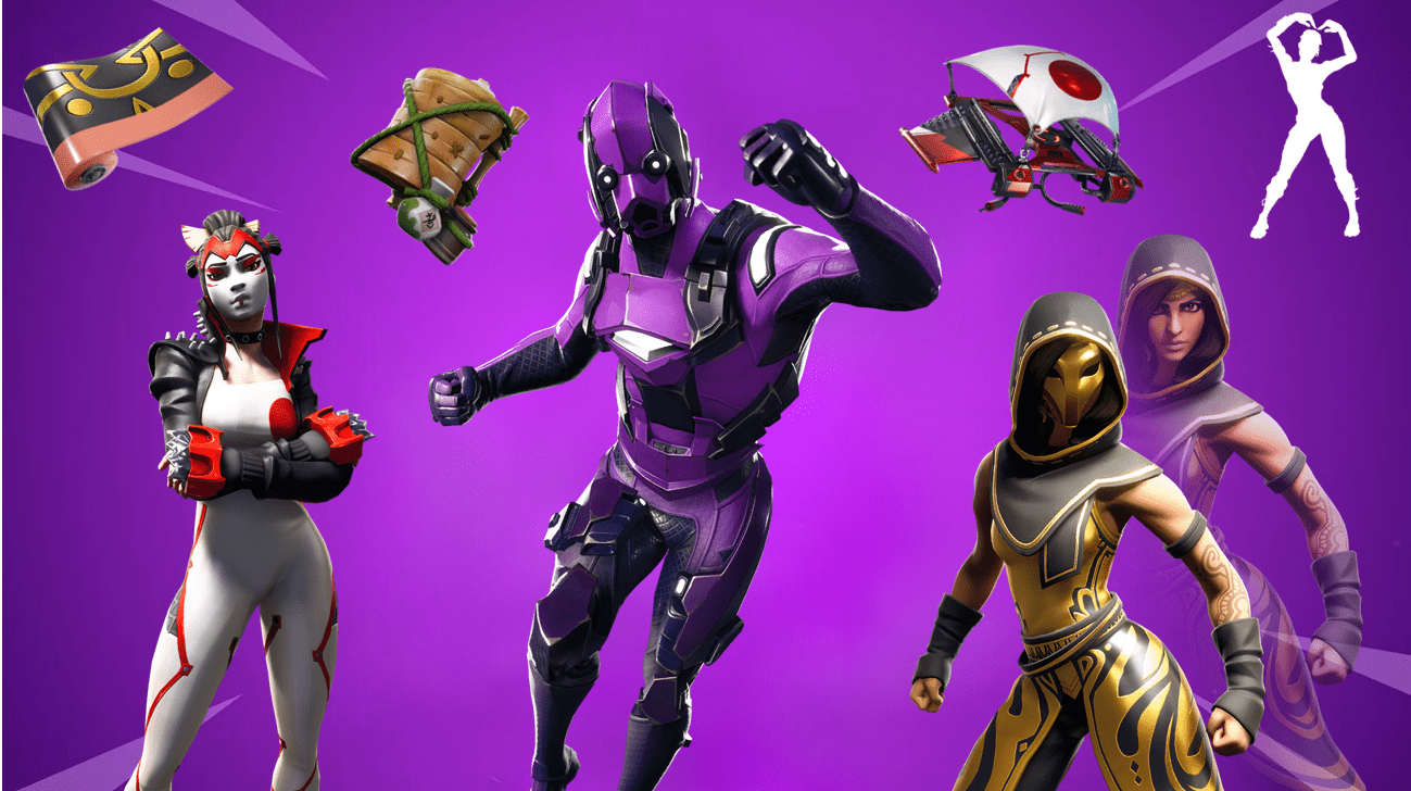 Fortnite All The New Leaked Cosmetics From The V9 10 Update