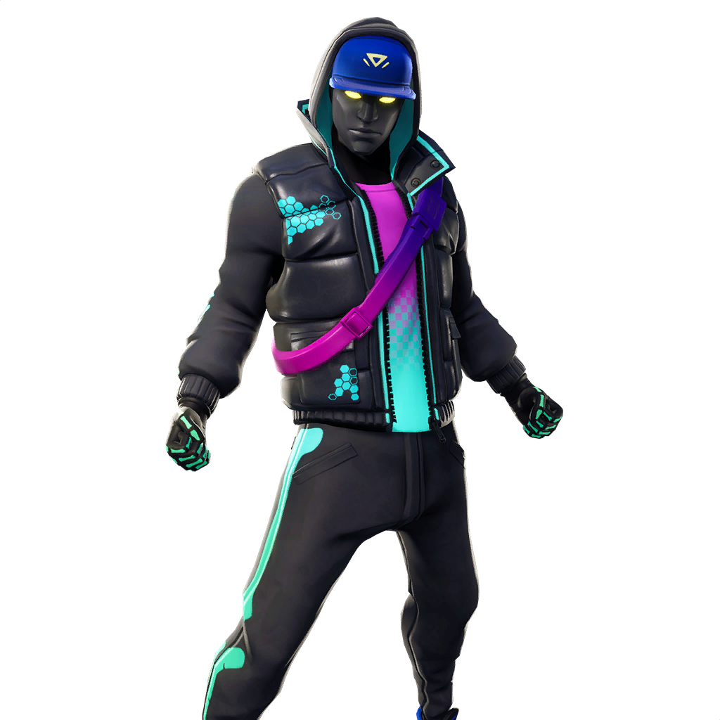 Cryptic (Rare Skin) - Master of mystery
