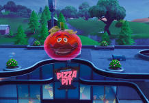 Fortnite Challenge Holographic Tomato Head Location