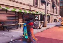 Fortnite Downtown Drop Speed Trap 1