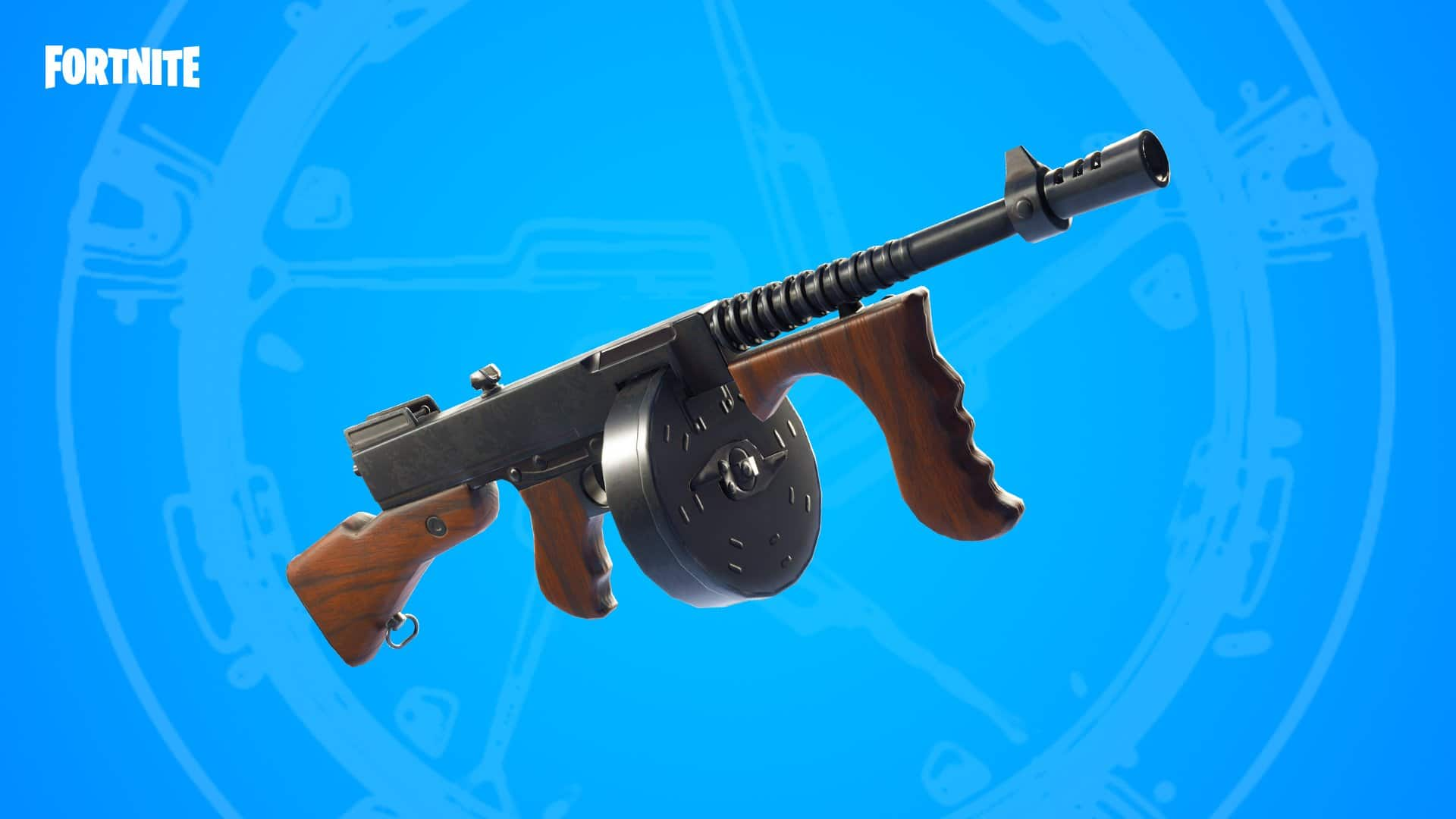V9 01 Fortnite Patch Notes Highlights Drum Gun Ballers Nerfed