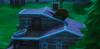 Fortnite Giant Dancing Fish Trophy Map Location in-game