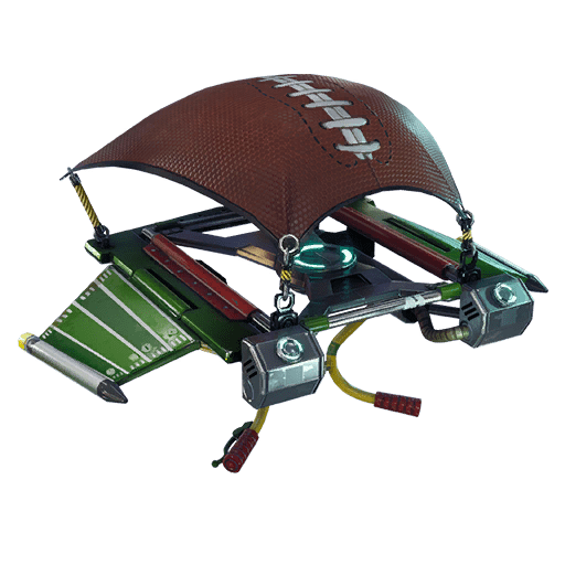 Fortnite Glider - Touchdown