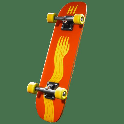 Fortnite Leaked Cosmetics v9.10 Skateboard