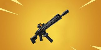 Fortnite Leaked Tactical Assault Rifle For Battle Royale