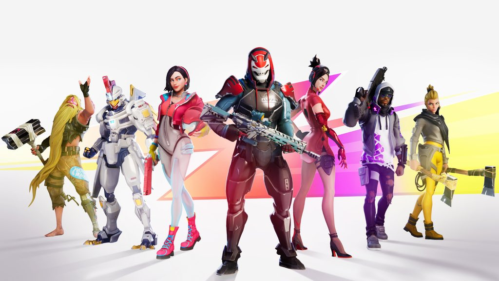 Fortnite Season 9 Battle Pass Skins