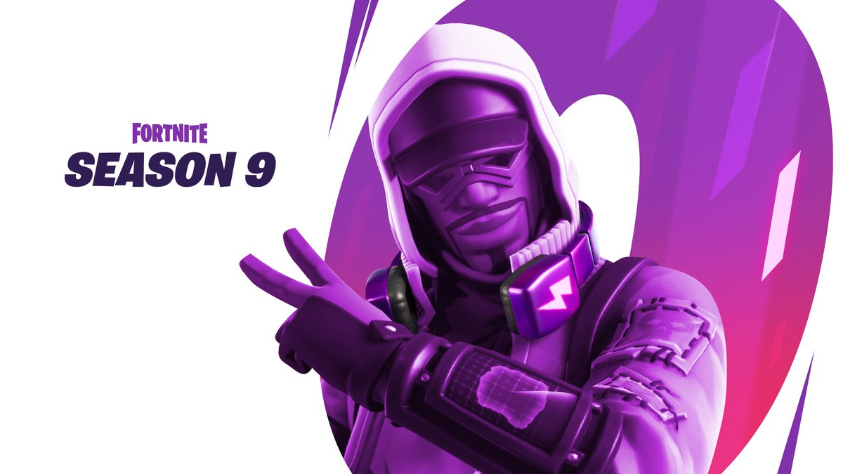 Fortnite Season 9 Battle Pass on Nintendo Switch