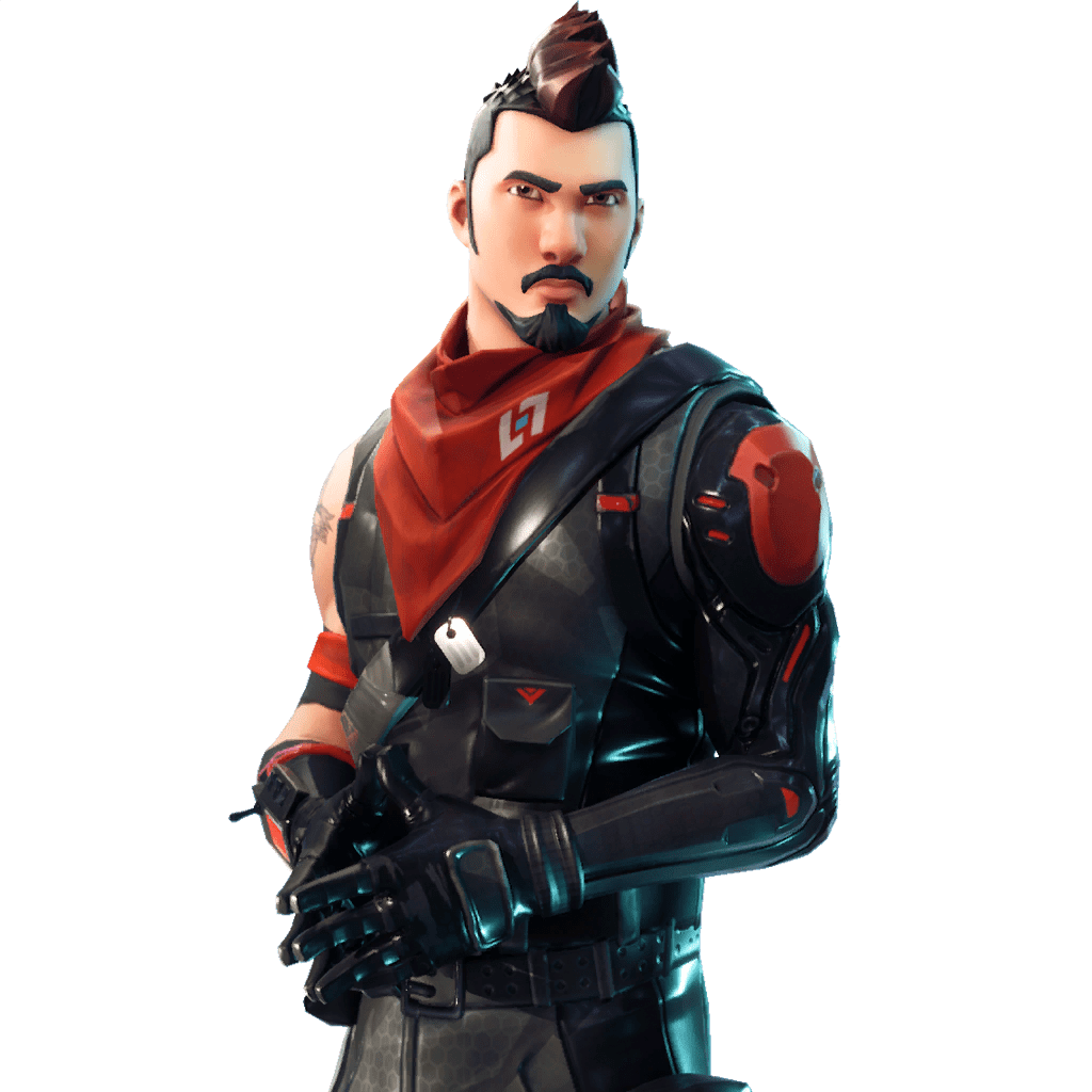 Fortnite Skin - Midnight Ops