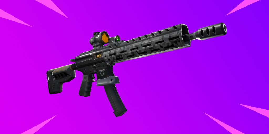 Fortnite Tactical Assault Rifle