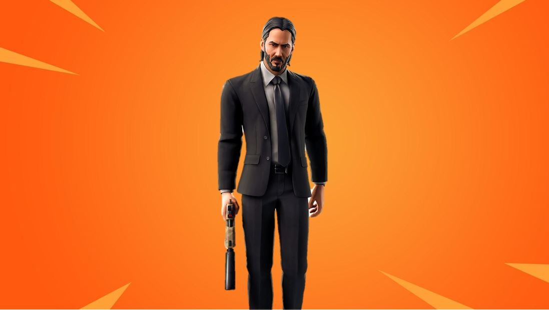 Fortnite X John Wick Leaked Skin