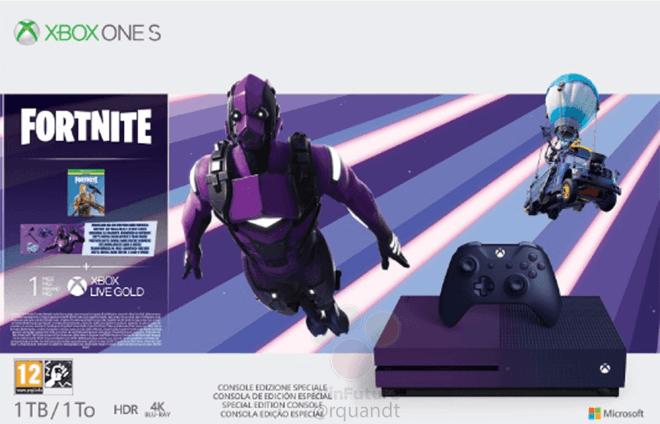 Fortnite Xbox One S Edition