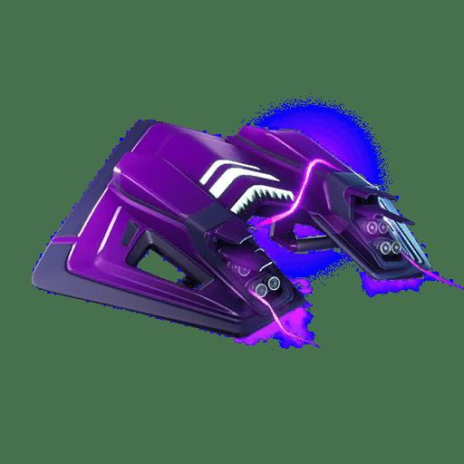 Fortnite v9.10 Leaked Glider - Dark Forerunner
