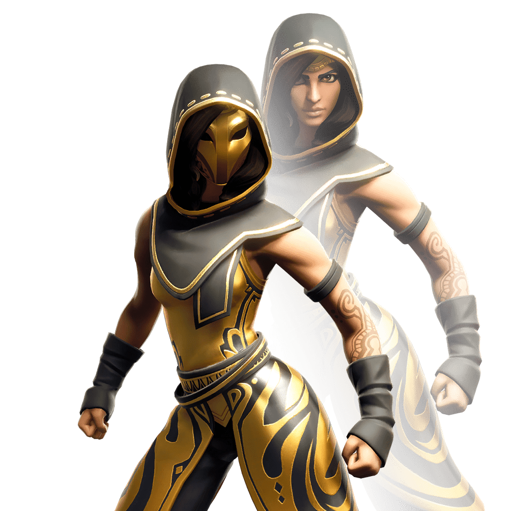 Fortnite v9.10 Leaked Skin - Sandstorm