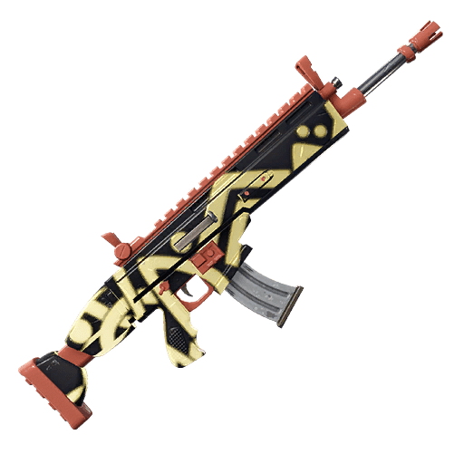 Fortnite v9.10 Leaked Wrap - Emblem Weapon Wrap