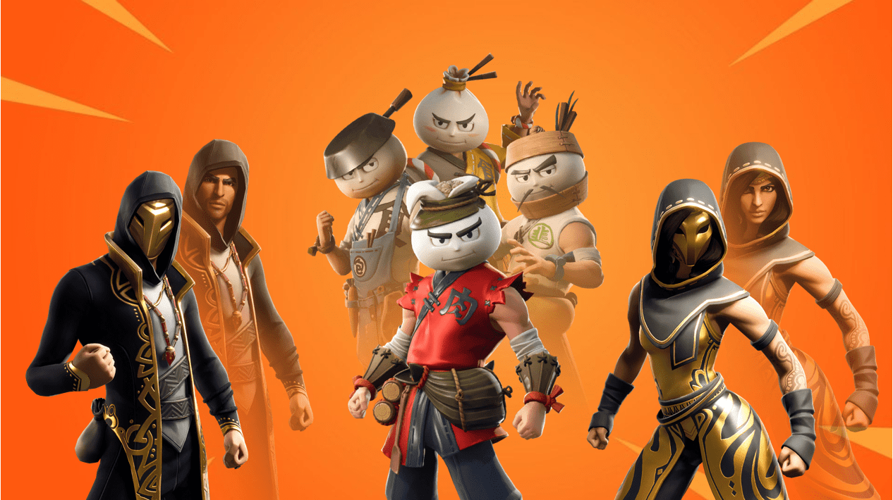 Fortnite v9.10 Unreleased Cosmetics on 31st May