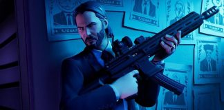 Fortnite x John Wick Collaboration - Wick's Bounty LTM Live