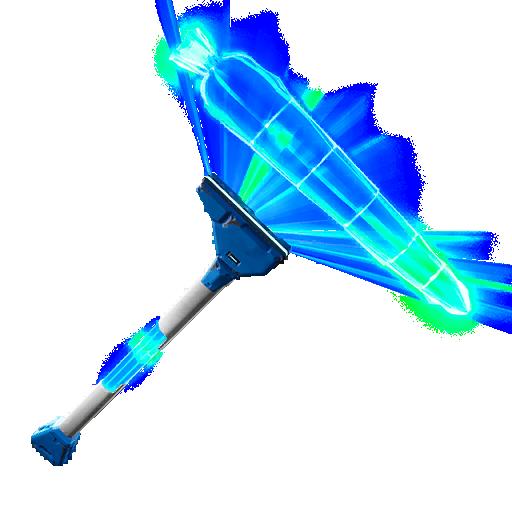 Fortnite Leaked Plasma Carrot Pickaxe