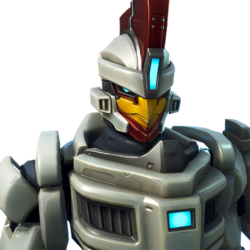 Sentinel Battle Pass Fortnite Skin
