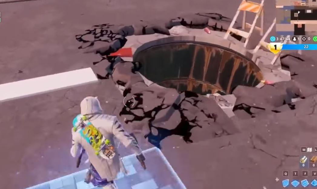Sewer Shortcut 2