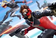the new neochasers set - all 7 sky platforms fortnite