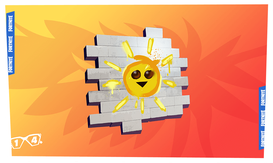 14 days of Summer Day 5 Challenge and reward - Sun Spray