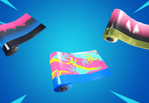 All Leaked v9.30 Fortnite Wraps