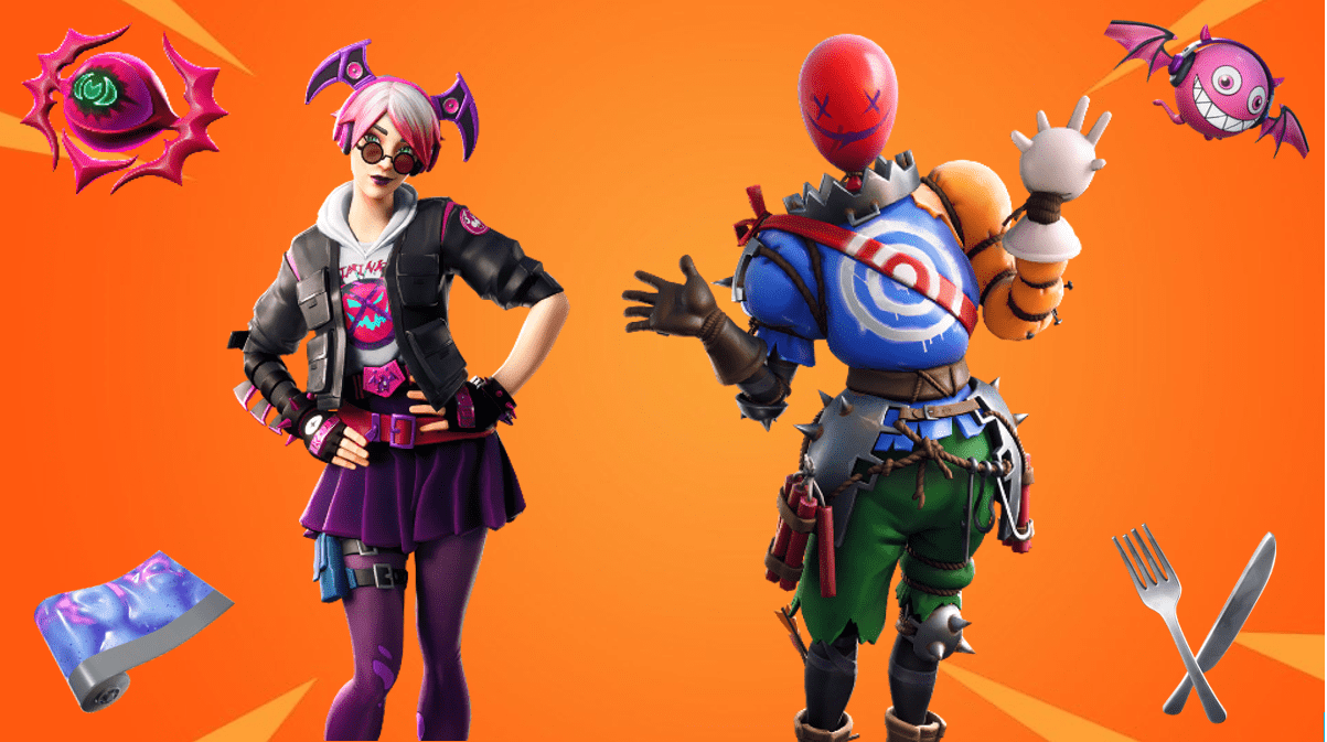All v9.20 Fortnite Leaked Skins and Cosmetics Yet to Be Released