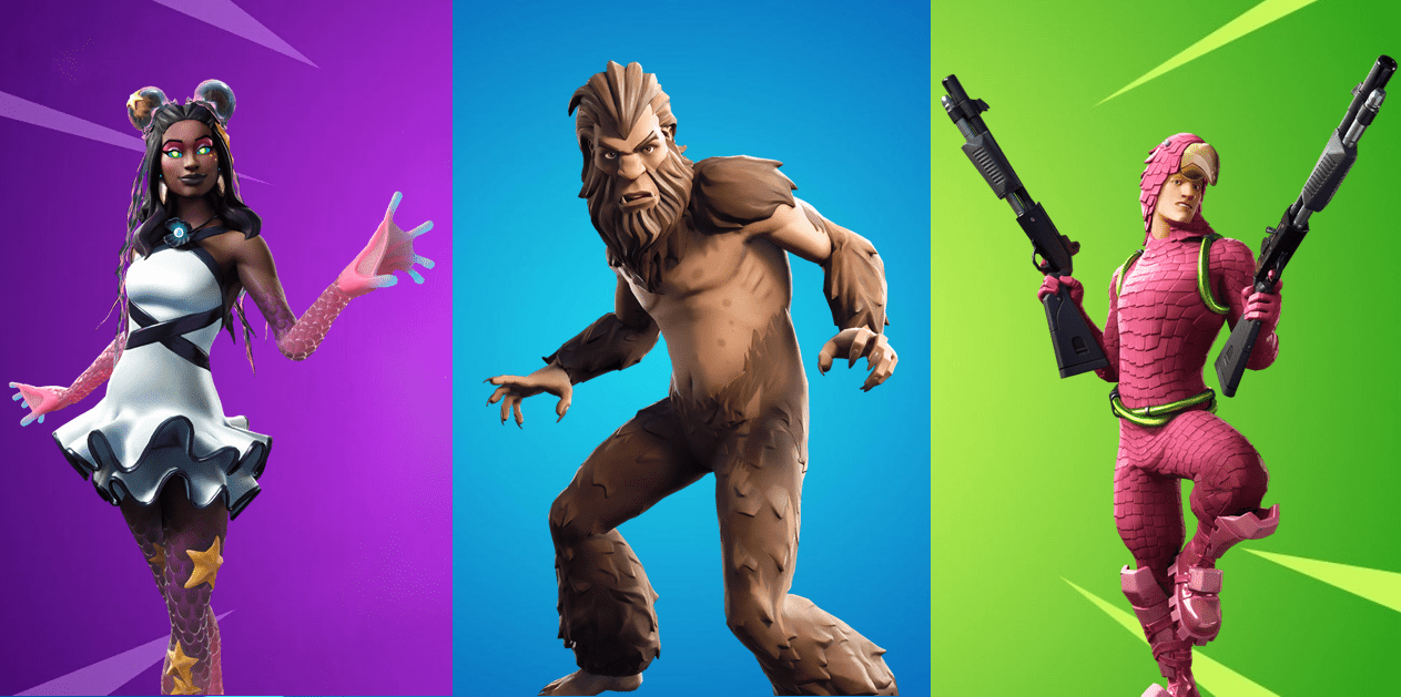 Confirmed 14 Days of Summer Fortnite Event Item Shop Skins