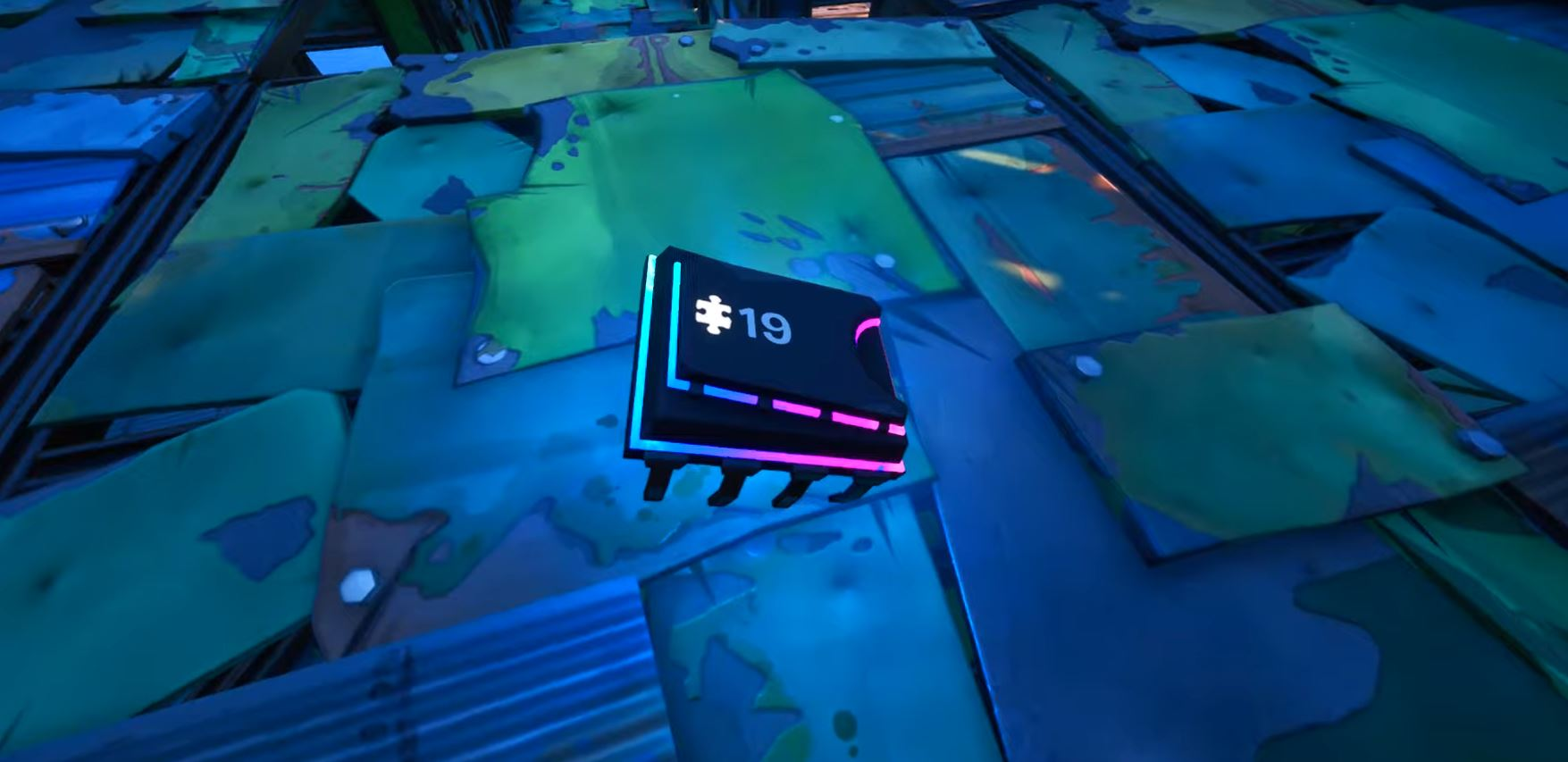 Fortbyte 19 in-game
