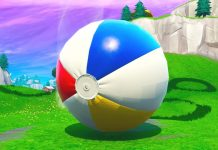 Fortnite Giant Beach Ball All Locations