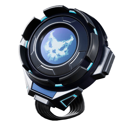 Fortnite Leaked Back Bling From v9.20 - Signal Jammer