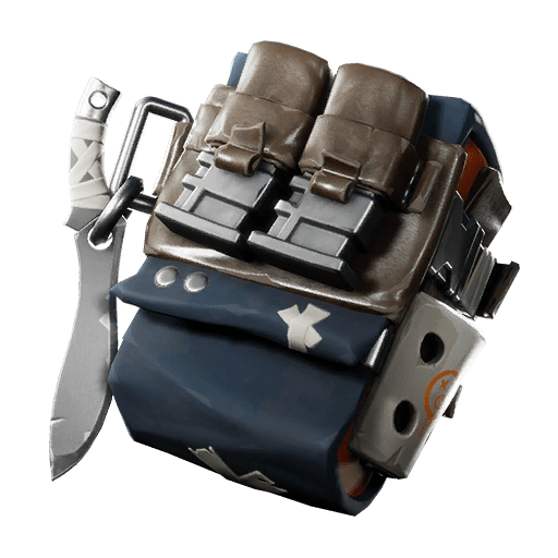 Fortnite Leaked Back Bling From v9.20 - Utlility Pack