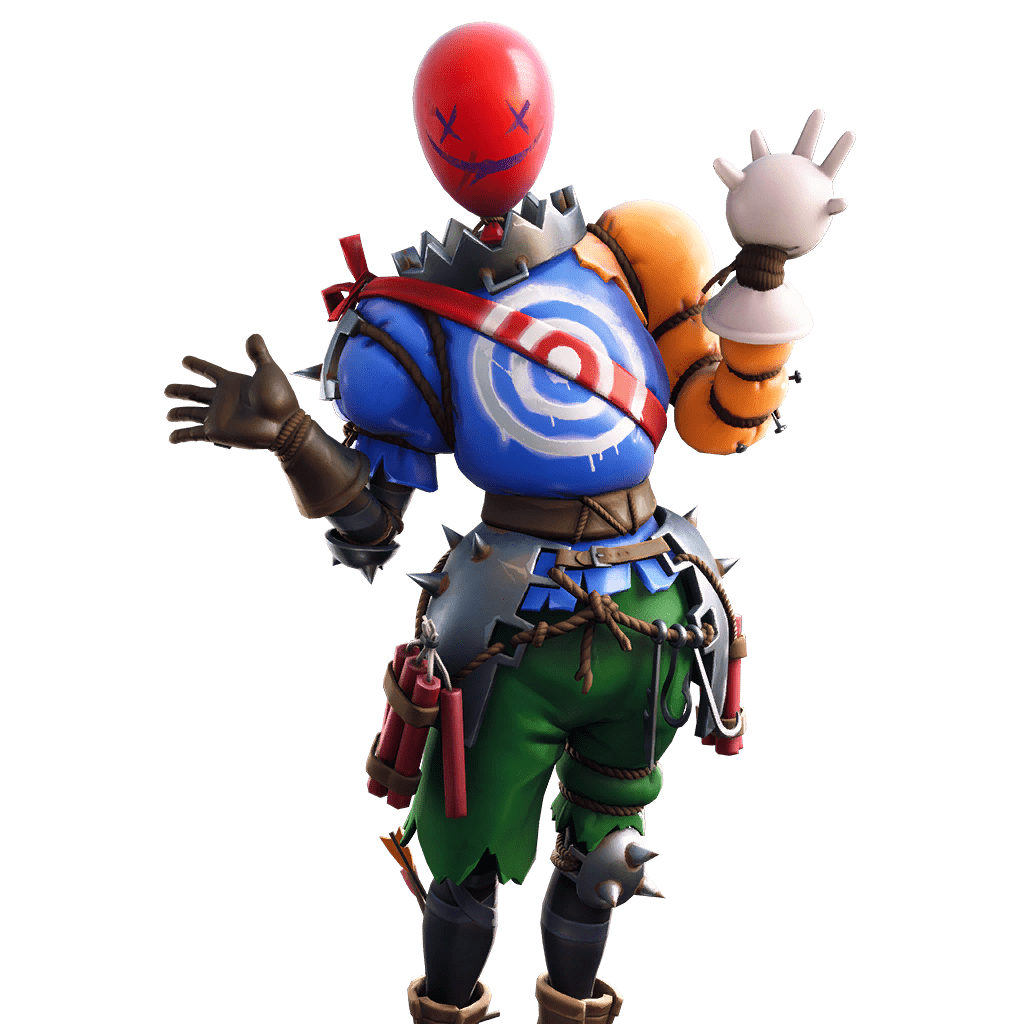 Fortnite Leaked Skin From v9.20 - Airhead