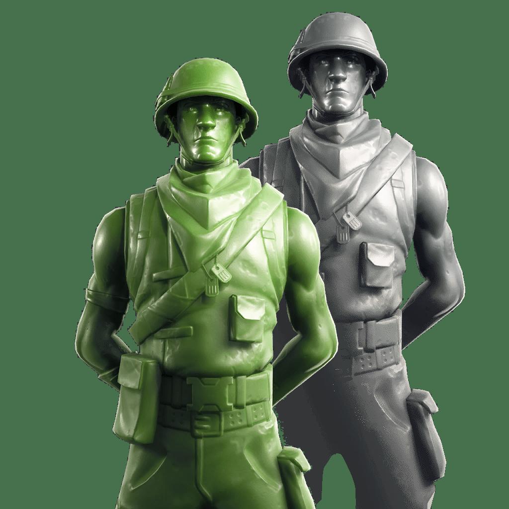 Fortnite Leaked Skin From v9.20 - Plastic Patroller