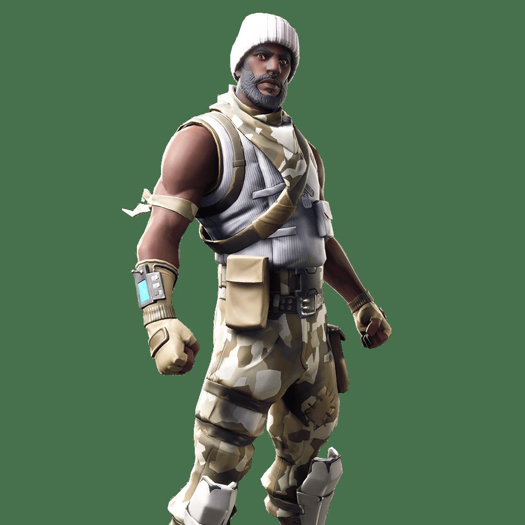 Fortnite Leaked Skin From v9.20 - Relay