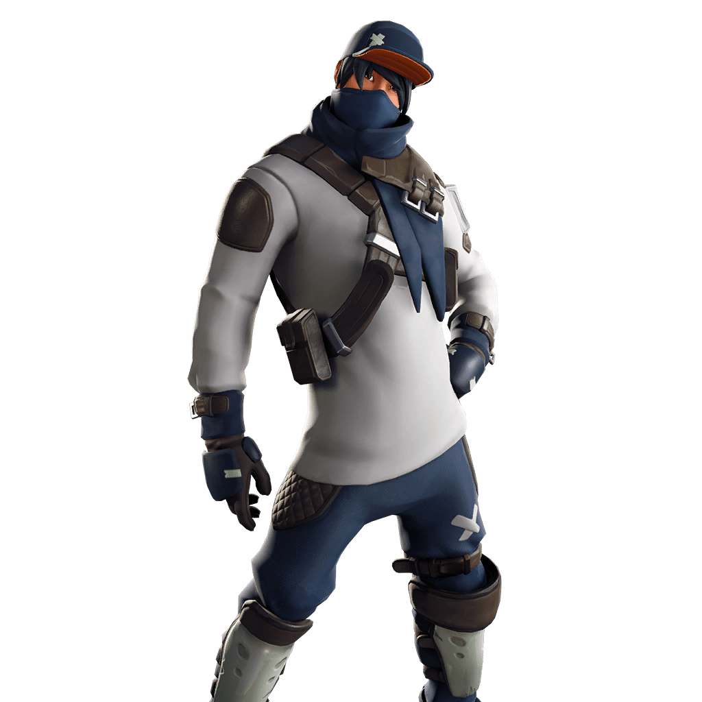 Fortnite Leaked Skin From v9.20 - Shot Caller