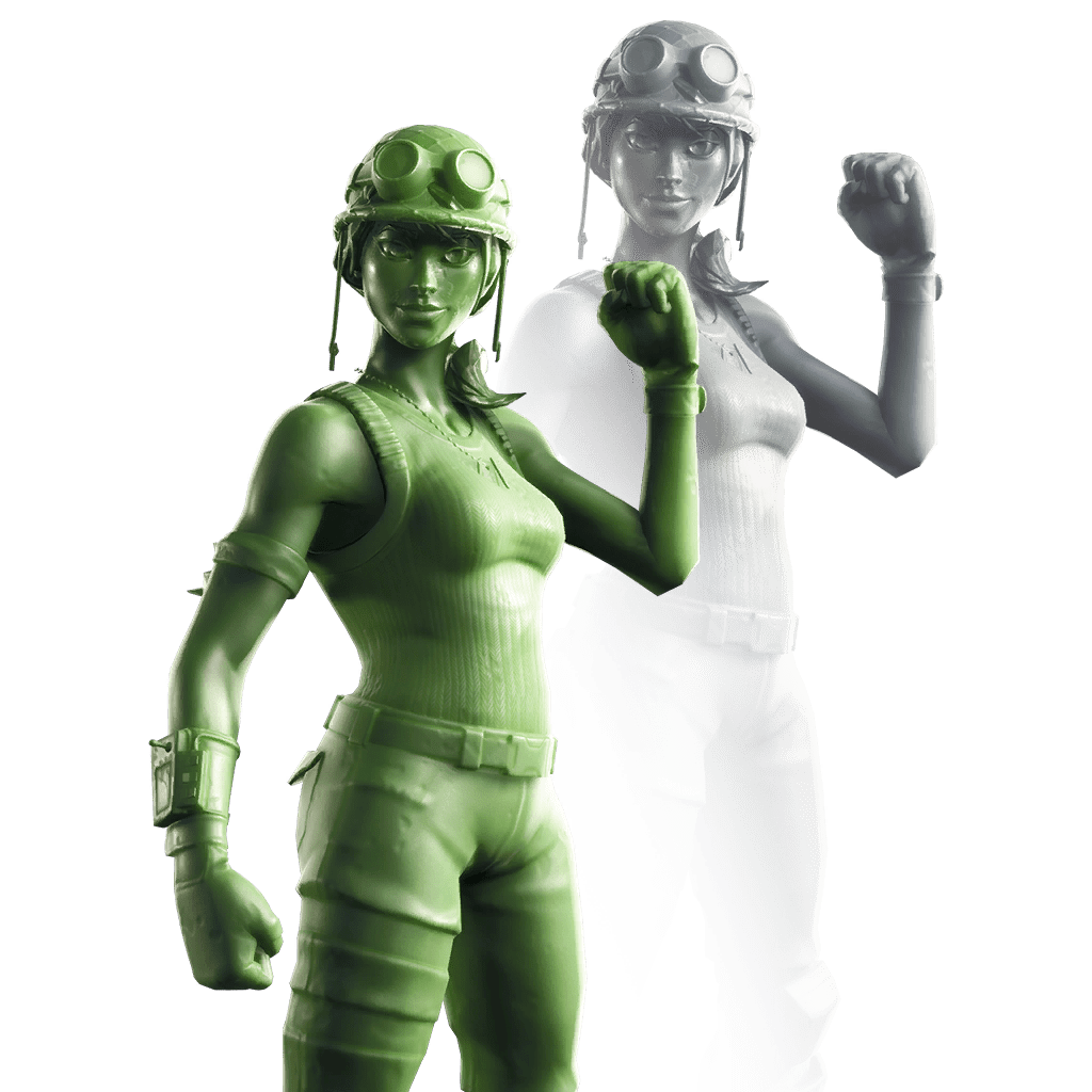 Fortnite Leaked Skin From v9.20 - Toy Trooper
