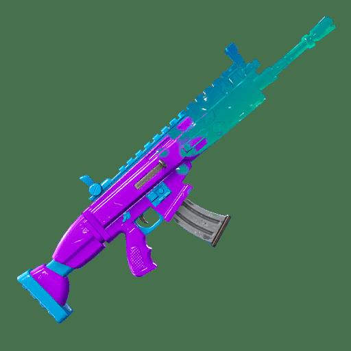 Fortnite Leaked Weapon Wrap From v9.20 - Slurp!