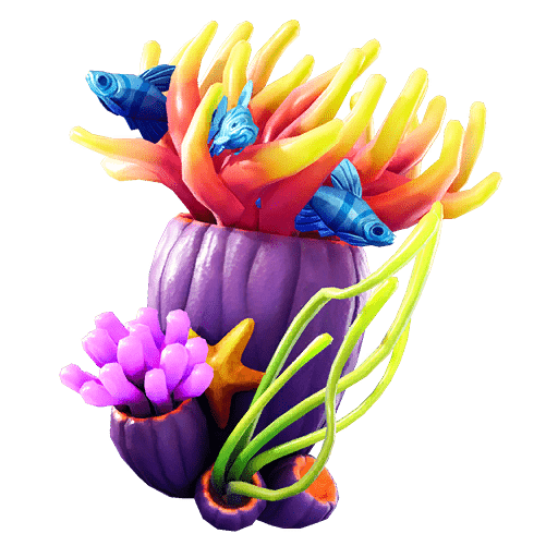 Fortnite Leaked v9.30 Back Bling - Anemone