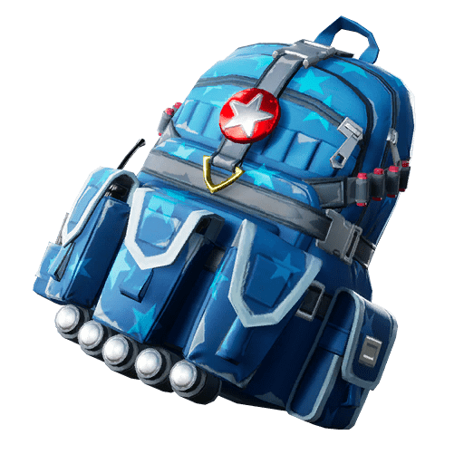Fortnite Leaked v9.30 Back Bling - Brave Bag