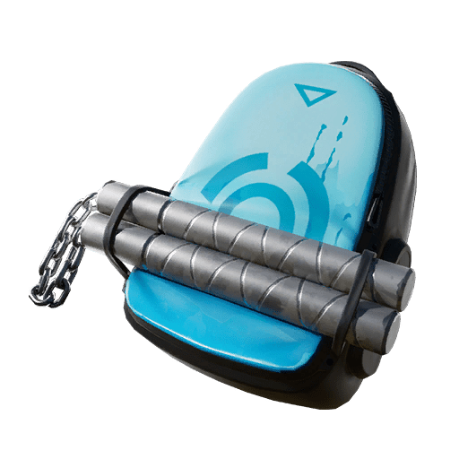 Fortnite Leaked v9.30 Back Bling - Chuck Pack
